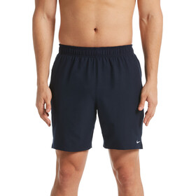 "Nike Swim Solid Lap 7"" Shorts de Volley Hombre, new navy"